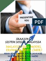 Sistem Ekonomi Malaysia