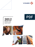 2012 Vinci Annual Report