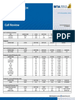 Call Review 27th November2012