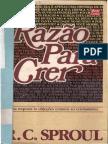 A Raza_o Para Crer - R.C.sproUL