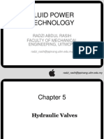 Chapter 5- Hydraulic Valves