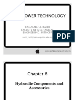 Chapter 6- Hydraulic Components and Accessories