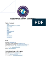 Resources for Jammers