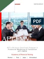 Financial Modeling BrochureGG