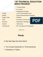 DRUG AND PHARMACEUCTICAL PACKAGING 3