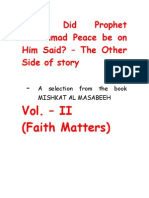 What Did Prophet Mohammad Said_Vol2