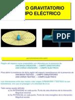 2c Campos Gravitatorio y Electrico
