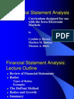 Fin Statements 1