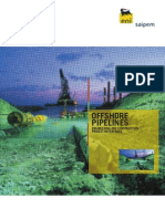 Offshore Pipelines Saipem