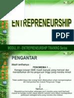 Modul 01 - Entrepreneurship