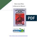 Robert Anton Wilson - As Mascaras dos Illuminati (pdf) (rev).pdf