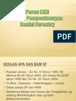 Peran Lsm Dalam Pengembangan Sosial Forestry