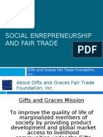 GG Presentation Fair Trade and Social Entrepreneurship
