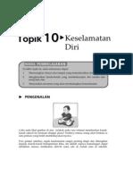 10. KESELAMATAN DIRI