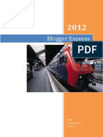 Blogger Express