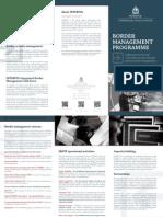 INTERPOL Border Management Program Brochure (2013)