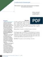 Netnografia como aporte Metodológico da pesquisa em Comunicação Digital