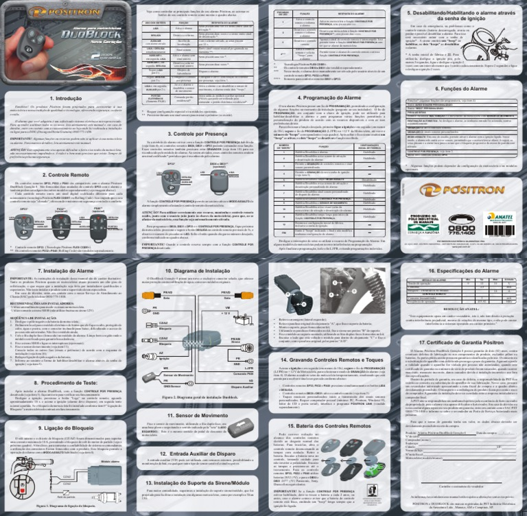 alarma moto 1 de audiobahn manual pdf