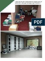 Shpend Ahmeti   publikon foto se si i ka gjetur zyrat në Komunën e Prishtinës