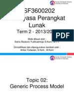 02 - Generic Process Model