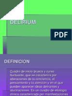 Delirium. 2012