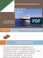 Crew Boats - Vessel