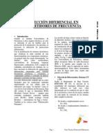 AKD Protección Diferencial