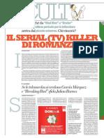 Il serial (tv) killer di romanzi
