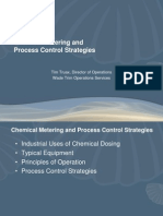Session 1 Chemical Metering and Process Control Strategies