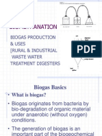 BiogasTechnology in India Today