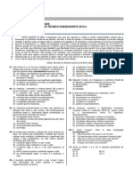 Ensino Técnico Subsequente 2013-2 (Prova).pdf