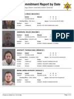 Peoria County booking sheet 03/09/14