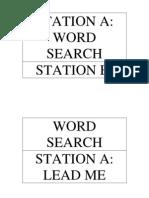 Station Name