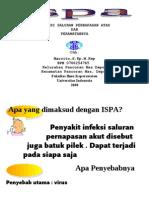 Lembar Balik ISPA