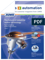 Sensors Automation Customer Magazine En