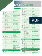 Shortcut Keys Excel-eBook