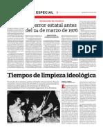 """""""Depuración interna"""" del peronismo 1973- 1974. Una mirada a partir del caso Deleroni"""