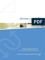 Climate Change in Australia 2007 - CSIRO