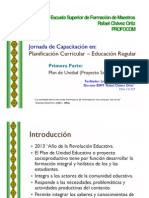 LINO PRESENTACION Proyecto Socioproductivo