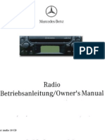 2014 Mercedes Benz CLS Class Owner's Manual | Automatic