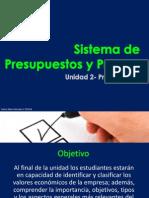 Sistema de Presupuestos y Precios_Presupuestos