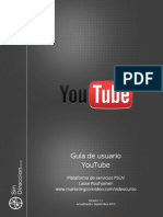 Guia de Usuario Para Youtube