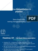 02 Shears Cognitive Functions Rehabilitation