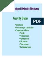 Gravity Dams Ppt