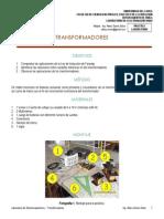 12 Laboratorio Electromagnetismo - Transformadores