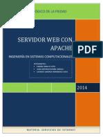 Servidor Web Con Apache