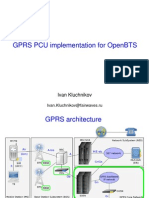 GPRS PCU Implementation