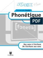 Alex Plus - Phonetique