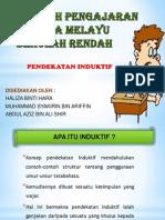 Kaedah Pengajaran Bahasa Melayu Sekolah Rendah2