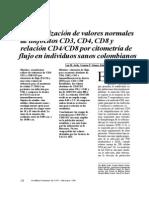 04-1996-02-Estandarizacion de Valores Normales de Linfocitos